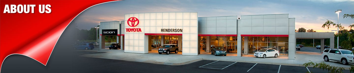 about us - Toyota of Henderson