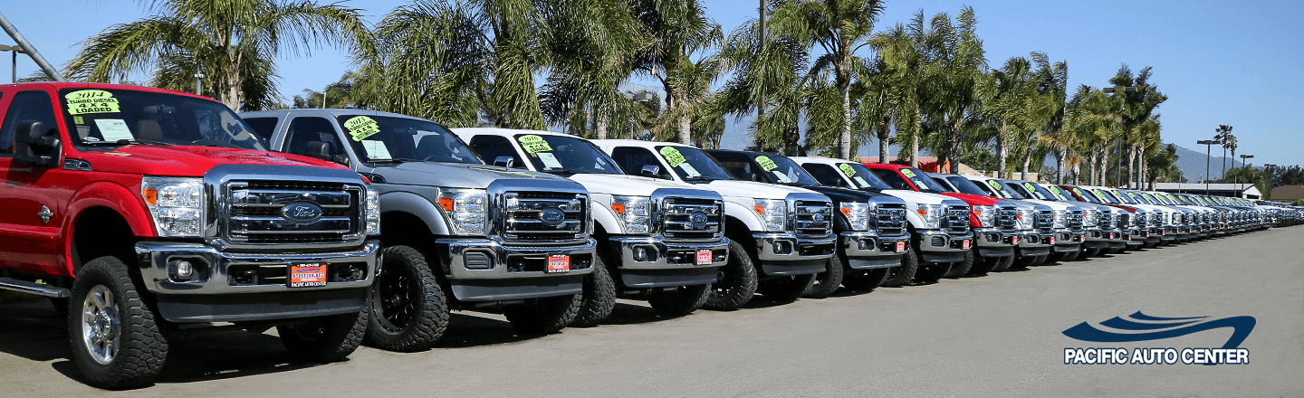 Used Car Dealership in Fontana near Riverside | Pacific Auto