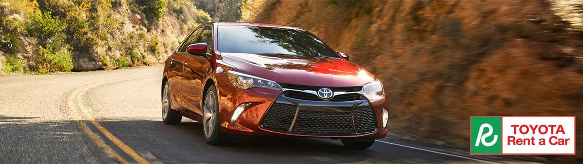 Rent A Toyota Car In Henderson