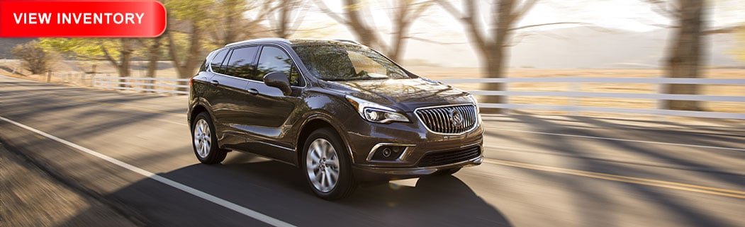 New Buick Envision for Sale near Winston-Salem, NC