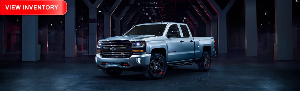 New Chevrolet Silverado 1500 for Sale near Greensboro, NC
