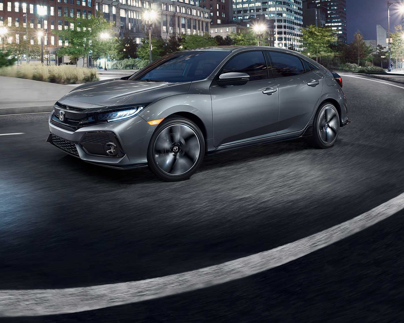 2018 honda civic hatchback north georgia honda dealers for Lou sobh honda service