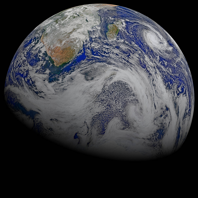 Earth from Space on Earth Day 2017