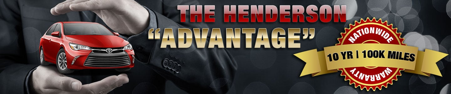 Toyota of Henderson Advantage