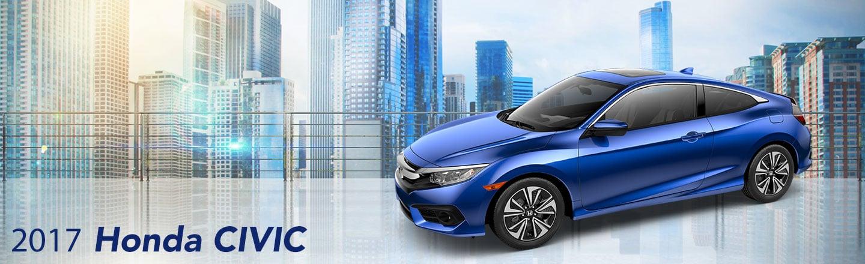 2017 Honda Civic - Blue