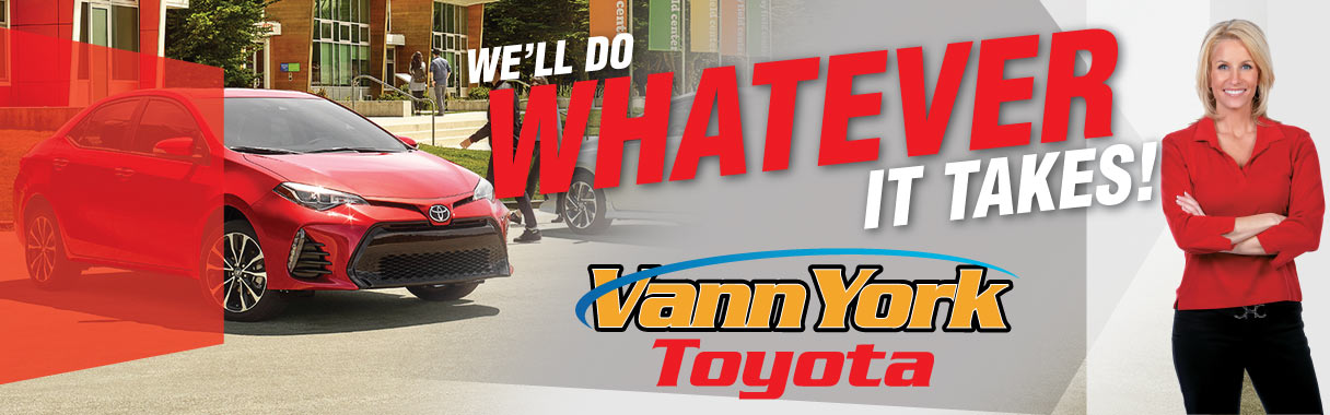 Toyota Deals In High Point Nc Vann York