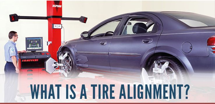 tire alignment at DCH Paramus Honda
