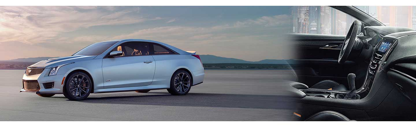 2017 Cadillac Ats V Coupe For Sale Desert Chevy Dealers