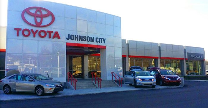 Toyota Of Johnson City >> Dealership Near Bristol And Kingsport Tn Johnson City Toyota