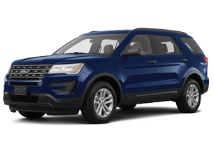 2017 Ford Explorer at All Star Ford in Baton Rouge