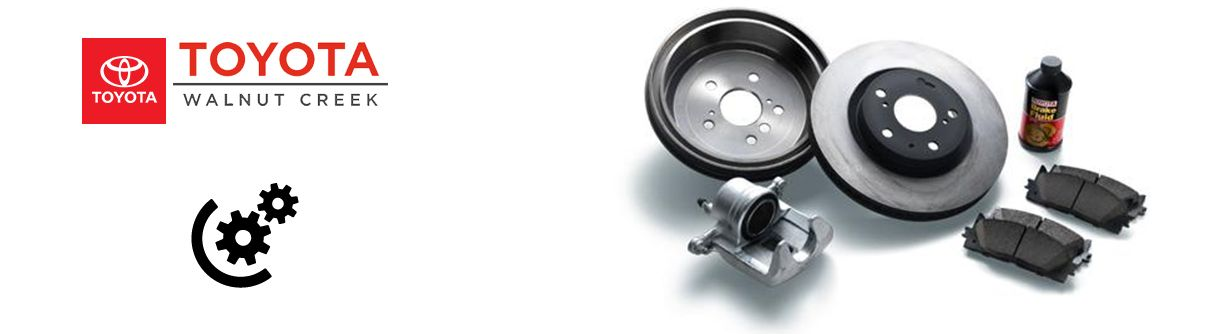 Toyota of Walnut Creek Brakes Service
