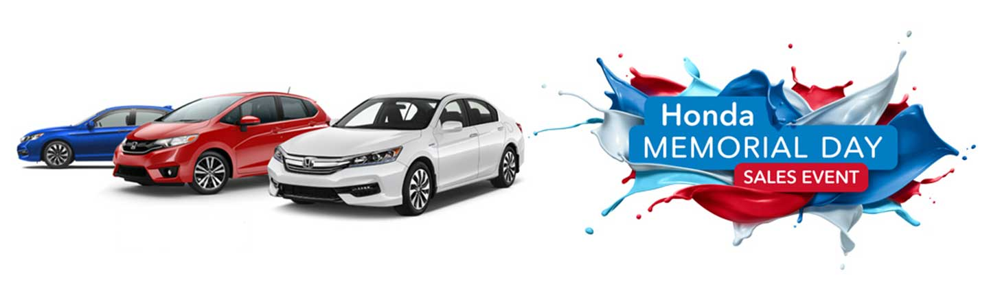 Findlay Henderson Honda, Memorial Day sales event