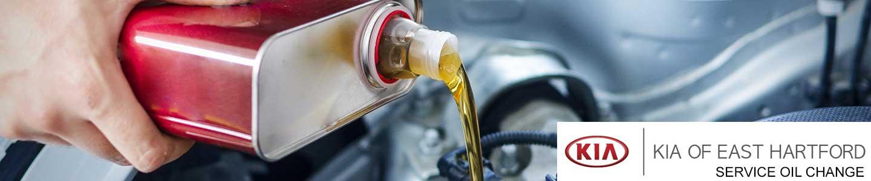 KIA of East Hartford Service Oil Change