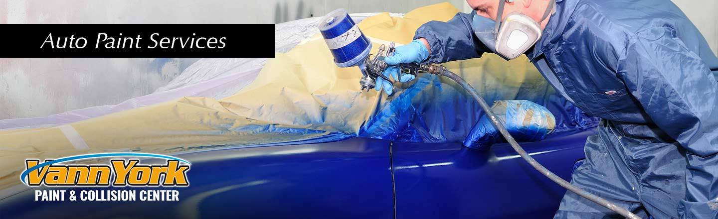 auto paint services in high point nc vann york collision