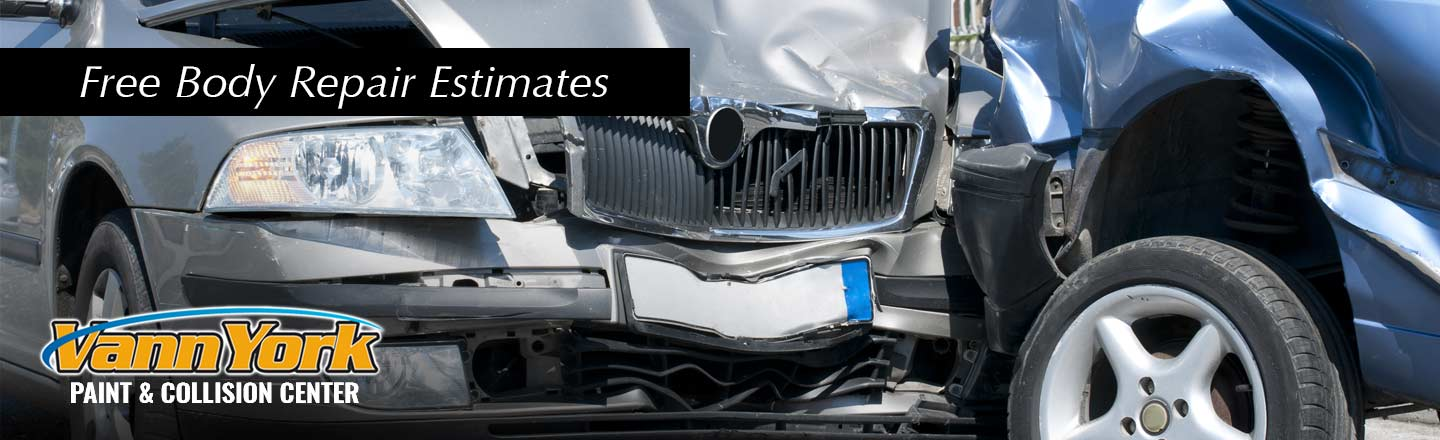 Collision Center Serving High Point, NC | Vann York Collision and ...
