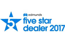Edmunds Five Star Award