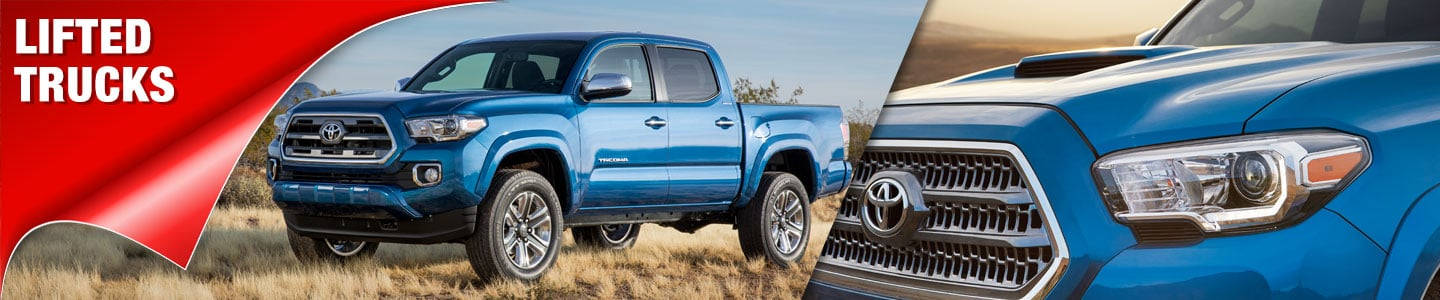 Customize Your Truck In Henderson, NC-Toyota of Henderson