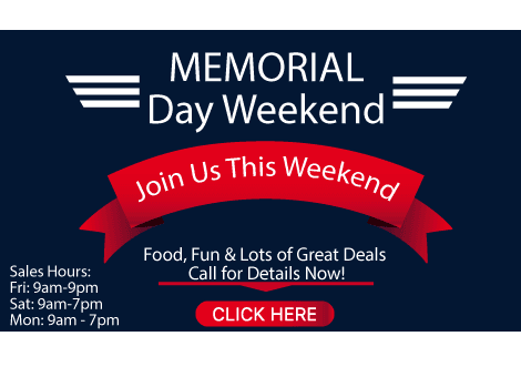 Jim Norton Toyota Memorial Day Weekend Sale
