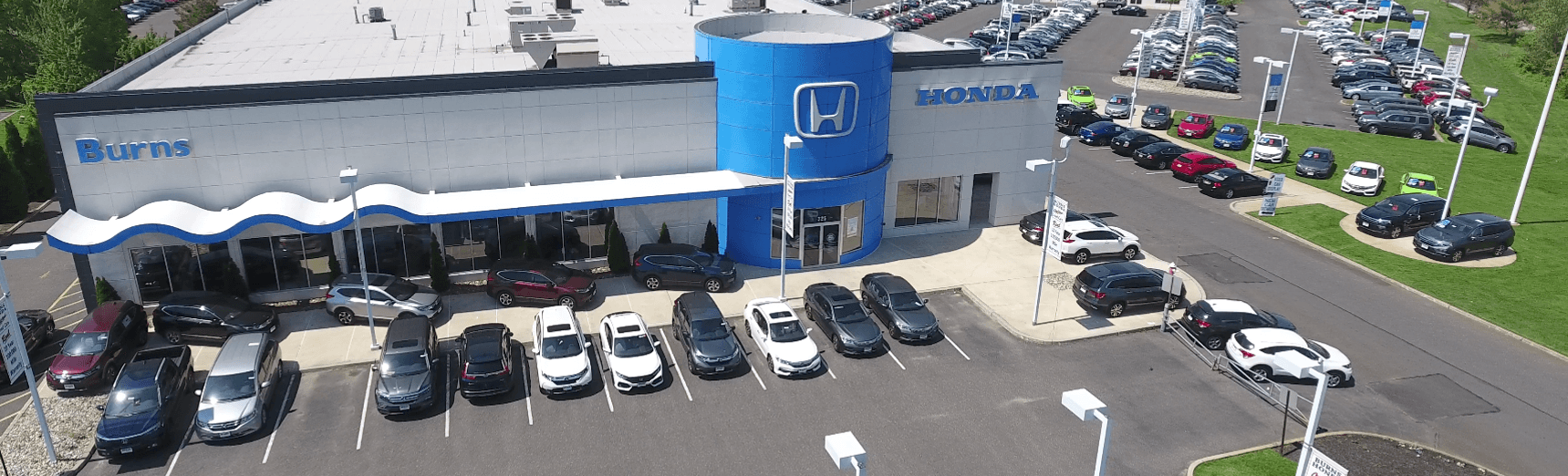Honda Dealers Nj >> Honda Dealer Marlton Nj Burns Honda