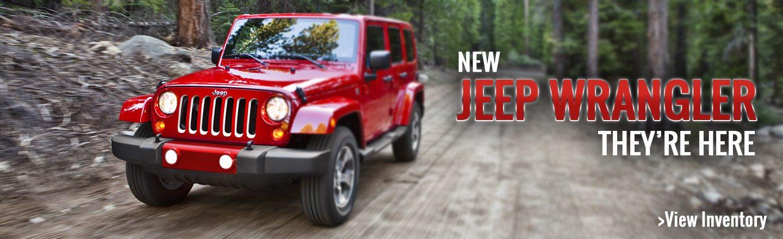 New Jeep Wrangler in San Antonio, TX