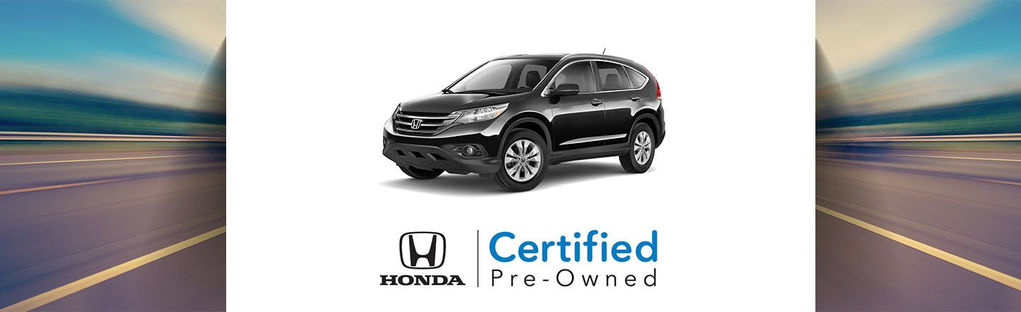 Honda Certified Pre Owned >> Information About The Honda Certified Pre Owned Vehicle Program