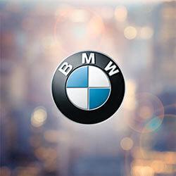 Burns Honda NJ, BMW logo