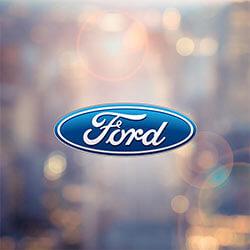 Burns Honda NJ, Ford logo