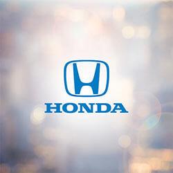 Burns Honda NJ, Honda logo
