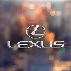 Burns Honda NJ, Lexus logo