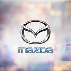 Burns Honda NJ, Mazda logo