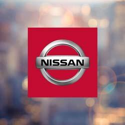 Burns Honda NJ, Nissan logo
