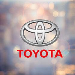 Burns Honda Nj, Toyota logo