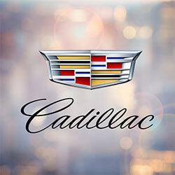 Burns Honda NJ, Cadillac logo