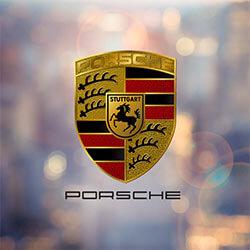 Burns Honda NJ, Porsche logo