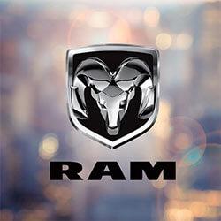 Burns Honda NJ, Ram logo