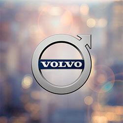 Burns Honda NJ, Volvo logo
