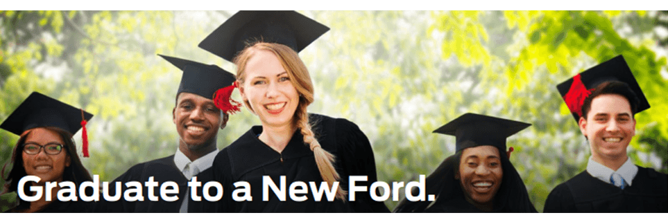 College Graduate Offer for Woody Anderson Ford