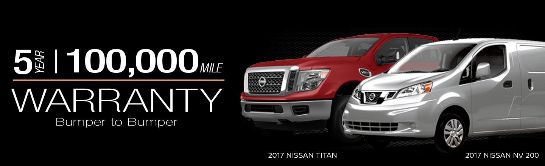 Delightful 2017 New Nissan Limited Warranty