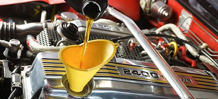 Synthetic Oil & Filter Change Special