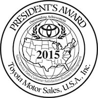 Image result for toyota presidents awards