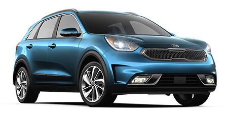 New Kia Niro in Medford, OR