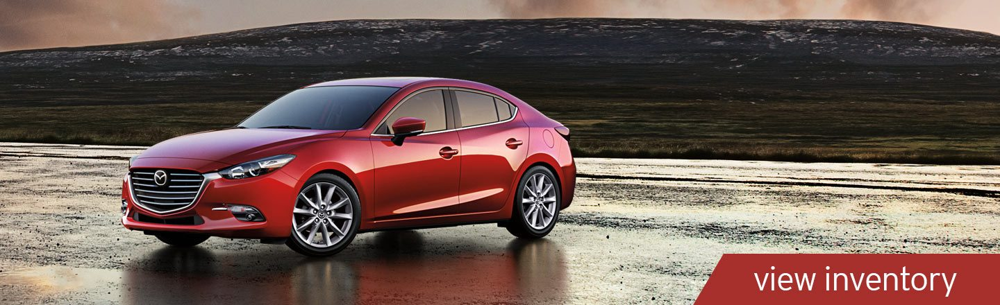 The Mazda3 Compact Continues to Impress Red