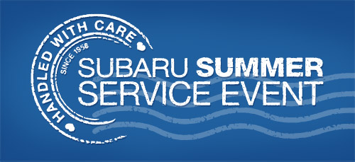 Paul Moak Subaru Summer Service Event