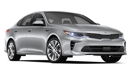 2017 KIA Optima Blue