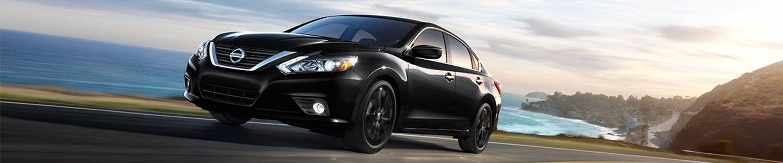 Clearlake Nissan, 2017 Nissan Altima, black
