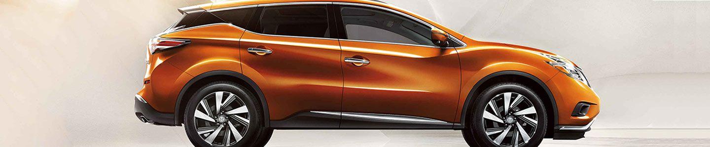 Clearlake Nissan, 2017 Nissan Murano, orange