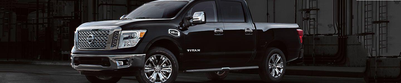Clearlake Nissan, 2017 Nissan Titan, black