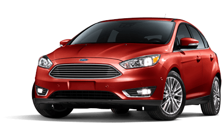 2017 Ford Focus Red PNG Estabrook Ford Pascagoula