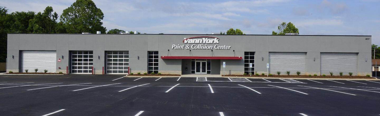 Vann York High Point Nc >> Auto Collision Center In High Point Nc Vann York Collision