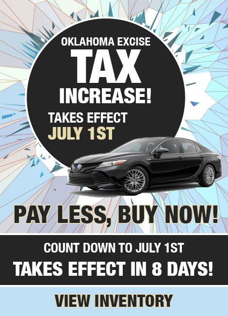 Oklahoma Tax Increase